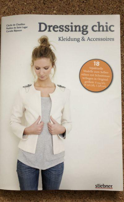 Buchwoche mit Kreamino | Tag 3 | Dressing chic