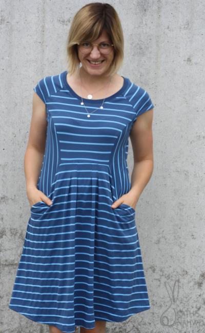 Zadie Dress aus Pool