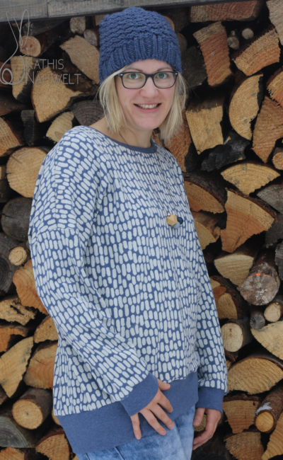 Sweater Weather bei Näh-Connection – Sunday Everyday Sweater