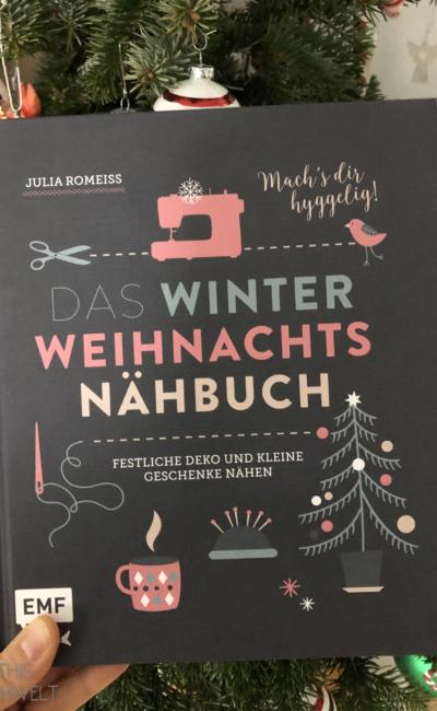 Ein Winter-Weihnachtsbuch mit Auslosung